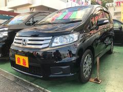 沖縄の中古車 ホンダ フリードスパイク 車両価格 98万円 リ済別 平成24年 5.7万K ブラックM