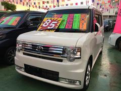 沖縄の中古車 トヨタ ピクシススペース 車両価格 85万円 リ済別 平成26年 3.2万K パールホワイトIII