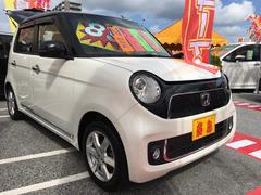 沖縄の中古車 ホンダ N−ONE 車両価格 89万円 リ済別 平成24年 7.7万K プレミアムホワイトパールII