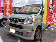 沖縄の中古車 ダイハツ ムーヴ 車両価格 99万円 リ済別 平成28年 0.4万K グリーンM