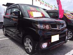 沖縄の中古車 ホンダ ゼストスパーク 車両価格 52万円 リ済別 平成23年 4.5万K ナイトホークブラックパール