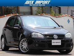 VW ゴルフGT TSI 社外ナビ1セグ  バイキセノン 17AW 禁煙