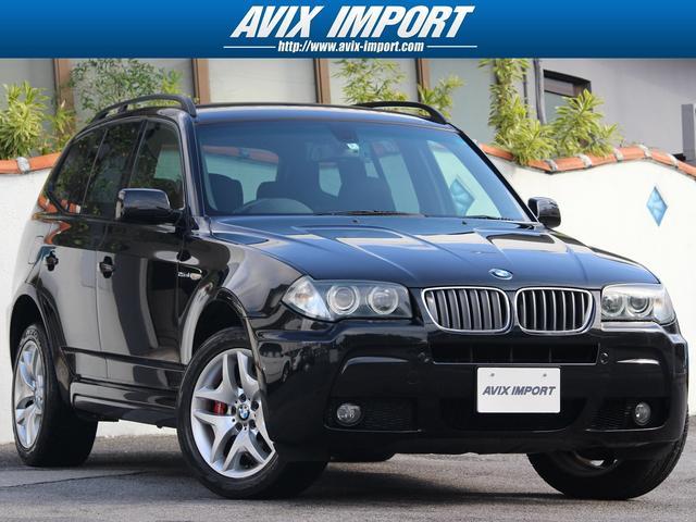 BMW X3 2.5si 後期型 MスポーツPKG HDD 18A...