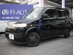 沖縄の中古車 ホンダ ザッツ 車両価格 37万円 リ済別 平成20年 6.9万K ブラック