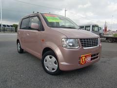 沖縄の中古車 三菱 eKワゴン 車両価格 38万円 リ済込 平成22年 11.0万K ピンク