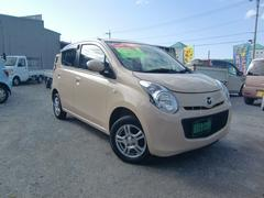 沖縄の中古車 マツダ キャロル 車両価格 42万円 リ済込 平成22年 9.9万K ライトイエロー
