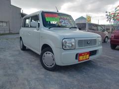 沖縄の中古車 スズキ アルトラパン 車両価格 25万円 リ済込 平成16年 11.1万K パールホワイト