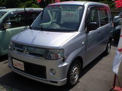 沖縄の中古車 三菱 トッポ 車両価格 39.8万円 リ済別 平成21年 1.9万K シルバー