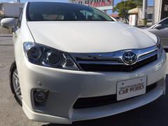沖縄の中古車 トヨタ SAI 車両価格 88万円 リ済込 平成22年 10.8万K パールホワイト