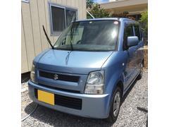 沖縄の中古車 スズキ ワゴンR 車両価格 28万円 リ済込 平成16年 8.9万K ブルーM