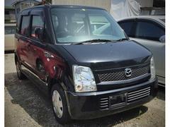 沖縄の中古車 マツダ AZワゴン 車両価格 36万円 リ済込 平成19後 9.9万K ブラック