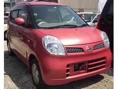 沖縄の中古車 日産 モコ 車両価格 28万円 リ済込 平成20年 11.9万K ピンク