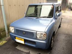 沖縄の中古車 スズキ アルトラパン 車両価格 26万円 リ済込 平成16年 9.6万K グレー