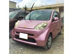 沖縄の中古車 ホンダ ライフ 車両価格 19万円 リ済込 平成16年 9.2万K ピンク