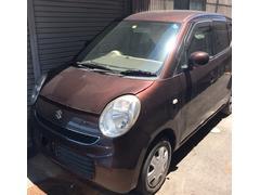 沖縄の中古車 スズキ MRワゴン 車両価格 25万円 リ済込 平成20年 16.5万K マルーンブラウンパール