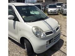 沖縄の中古車 日産 モコ 車両価格 29万円 リ済込 平成18年 10.5万K スノーパールホワイト