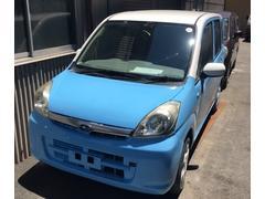 沖縄の中古車 スバル ステラ 車両価格 29万円 リ済込 平成19年 6.7万K ライトブルーメタリック