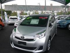 沖縄の中古車 トヨタ ラクティス 車両価格 98万円 リ済別 平成27年 2.0万K シルバー