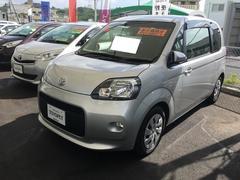沖縄の中古車 トヨタ ポルテ 車両価格 97.2万円 リ済別 平成24年 4.2万K シルバー