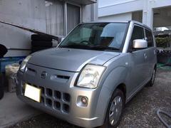 沖縄の中古車 日産 ピノ 車両価格 16万円 リ済込 平成20年 11.5万K シルキーシルバーM