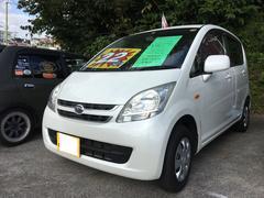 沖縄の中古車 ダイハツ ムーヴ 車両価格 22万円 リ済込 平成18年 14.1万K パールホワイトI