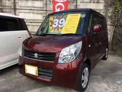 沖縄の中古車 スズキ パレット 車両価格 39万円 リ済込 平成20年 11.3万K ワインM