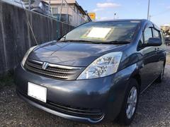 沖縄の中古車 トヨタ アイシス 車両価格 26万円 リ済込 平成18年 7.7万K グレーメタリック