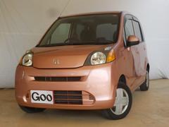 沖縄の中古車 ホンダ ライフ 車両価格 34万円 リ済込 平成22年 11.3万K ピンク