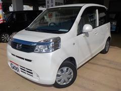 沖縄の中古車 ホンダ ライフ 車両価格 39万円 リ済込 平成24年 10.2万K パール