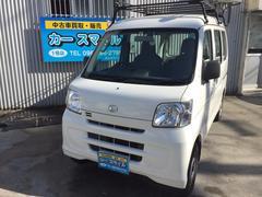 沖縄の中古車 ダイハツ ハイゼットカーゴ 車両価格 55万円 リ済込 平成26年 7.8万K ホワイト