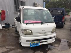 沖縄の中古車 ダイハツ ハイゼットトラック 車両価格 24万円 リ済込 平成16年 11.0万K ホワイト