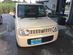 沖縄の中古車 スズキ アルトラパン 車両価格 34万円 リ済込 平成21年 12.5万K ミルクティーベージュメタリック