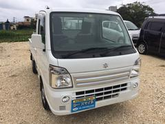 沖縄の中古車 スズキ キャリイトラック 車両価格 72万円 リ済込 平成28年 3.1万K ホワイト
