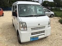 沖縄の中古車 スズキ エブリイ 車両価格 32万円 リ済込 平成21年 13.4万K スペリアホワイト