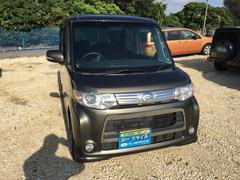 沖縄の中古車 ダイハツ タント 車両価格 51万円 リ済込 平成23年 13.2万K ブロンズオリーブパールメタリック
