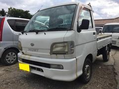 沖縄の中古車 ダイハツ ハイゼットトラック 車両価格 11万円 リ済込 平成14年 12.0万K ホワイト