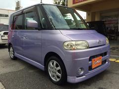 沖縄市 Car Man(カーマン) ダイハツ タント L ワインM 10.2万K 平成16年