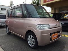 沖縄市 Car Man(カーマン) ダイハツ タント L ピンクM 14.1万K 平成17年