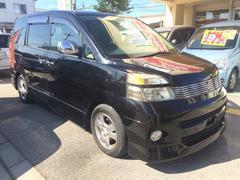 沖縄市 Car Man(カーマン) トヨタ ヴォクシー Z 煌IIナビスペシャル ブラックM 14.5万K 平成16年