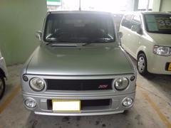 アルトラパンSS 10月契約下取車買取保証5万円
