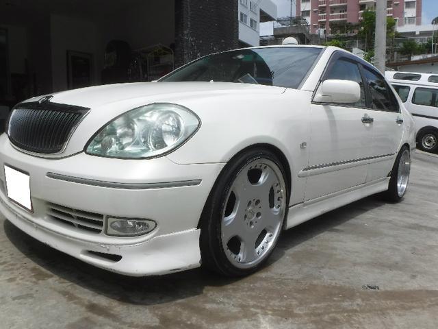 沖縄県の中古車 トヨタ ブレビスのオススメ