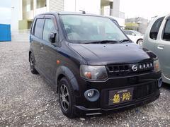 沖縄の中古車 日産 オッティ 車両価格 32万円 リ済込 平成20年 9.8万K ブラック