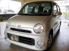 沖縄の中古車 ダイハツ ムーヴラテ 車両価格 22万円 リ済込 平成18年 13.0万K ゴールド