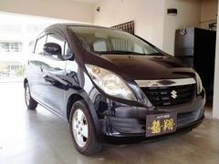 沖縄の中古車 スズキ セルボ 車両価格 24万円 リ済込 平成18年 11.8万K ブラック