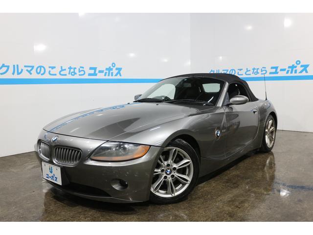 BMW Z4 2.2i 本革シート シートヒーター 純正17インチ...
