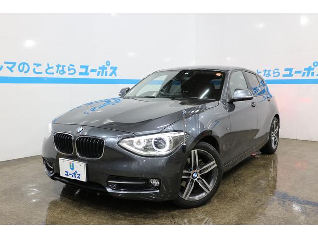 BMW 1シリーズ 116i スポーツ 純正HDDナビ 純正17イ...