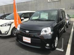 沖縄の中古車 トヨタ シエンタ 車両価格 168万円 リ済別 平成26年 4.0万K ブラック