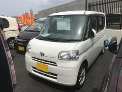 沖縄の中古車 ダイハツ タント 車両価格 77万円 リ済別 平成23年 8.5万K ホワイト