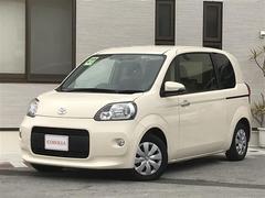 沖縄の中古車 トヨタ ポルテ 車両価格 140万円 リ済別 平成27年 0.6万K クリーム