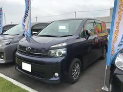沖縄の中古車 トヨタ ヴォクシー 車両価格 153万円 リ済別 平成23年 5.1万K パープル